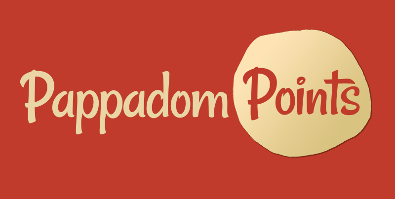 Pappadom Points